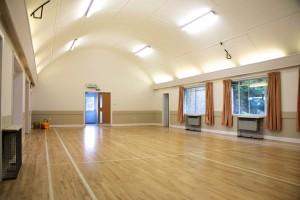 Dorney Village Hall